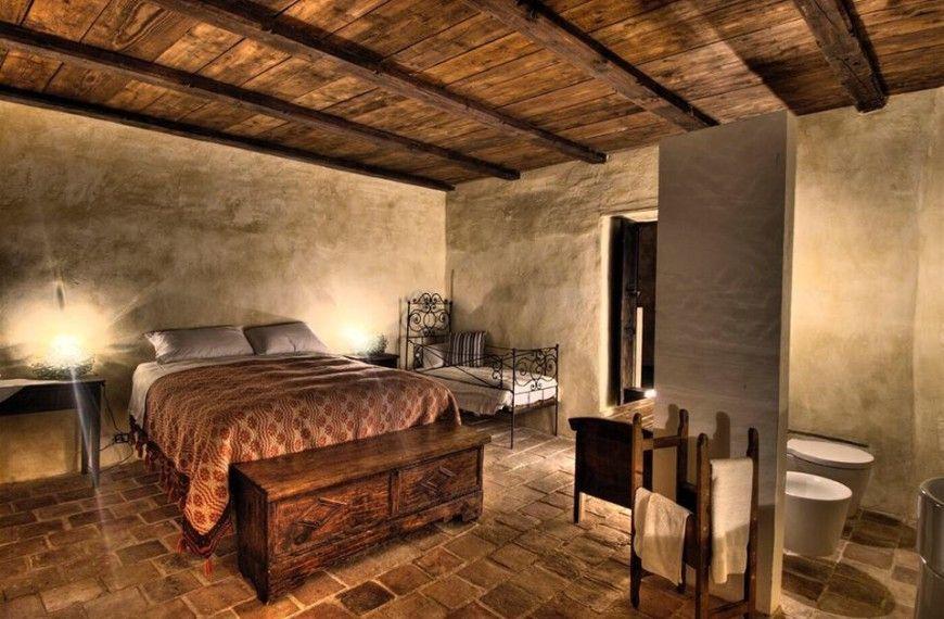 Offerta soggiorno Incantato in Abruzzo: stanza di lusso ...