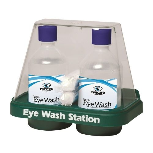 Eye Wash Station - Double First Aid Supplies Pinterest Eyes - double first