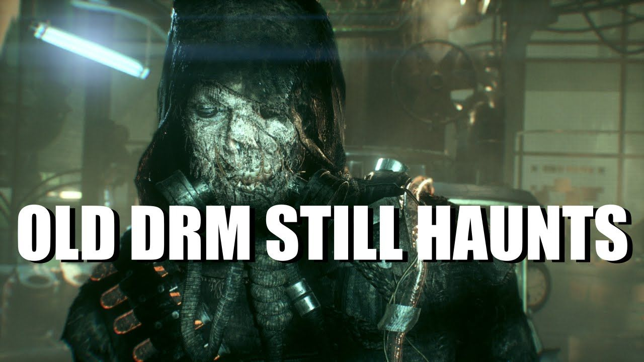 Games With Old DRM Won't Run Under Windows 10