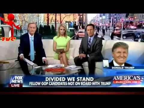 Donald Trump on Fox & Friends Full Interview 12 10 2015000000 000 001019...