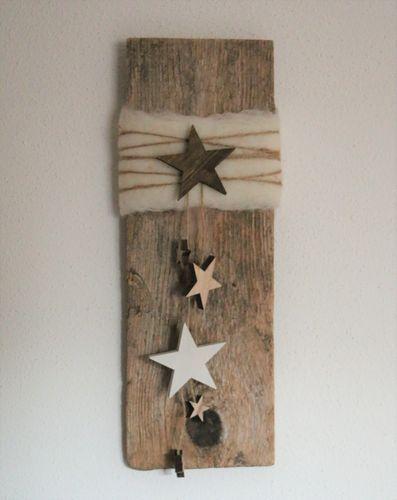 Sternen-Stehle COSMI - Handgefertigte Weihnachts Deko #herbsttischdekorationen