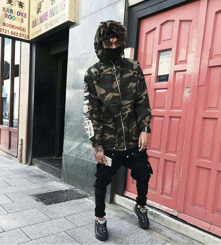Scarlxrd | Wallpaper | Urban style outfits, Urban fashion girls