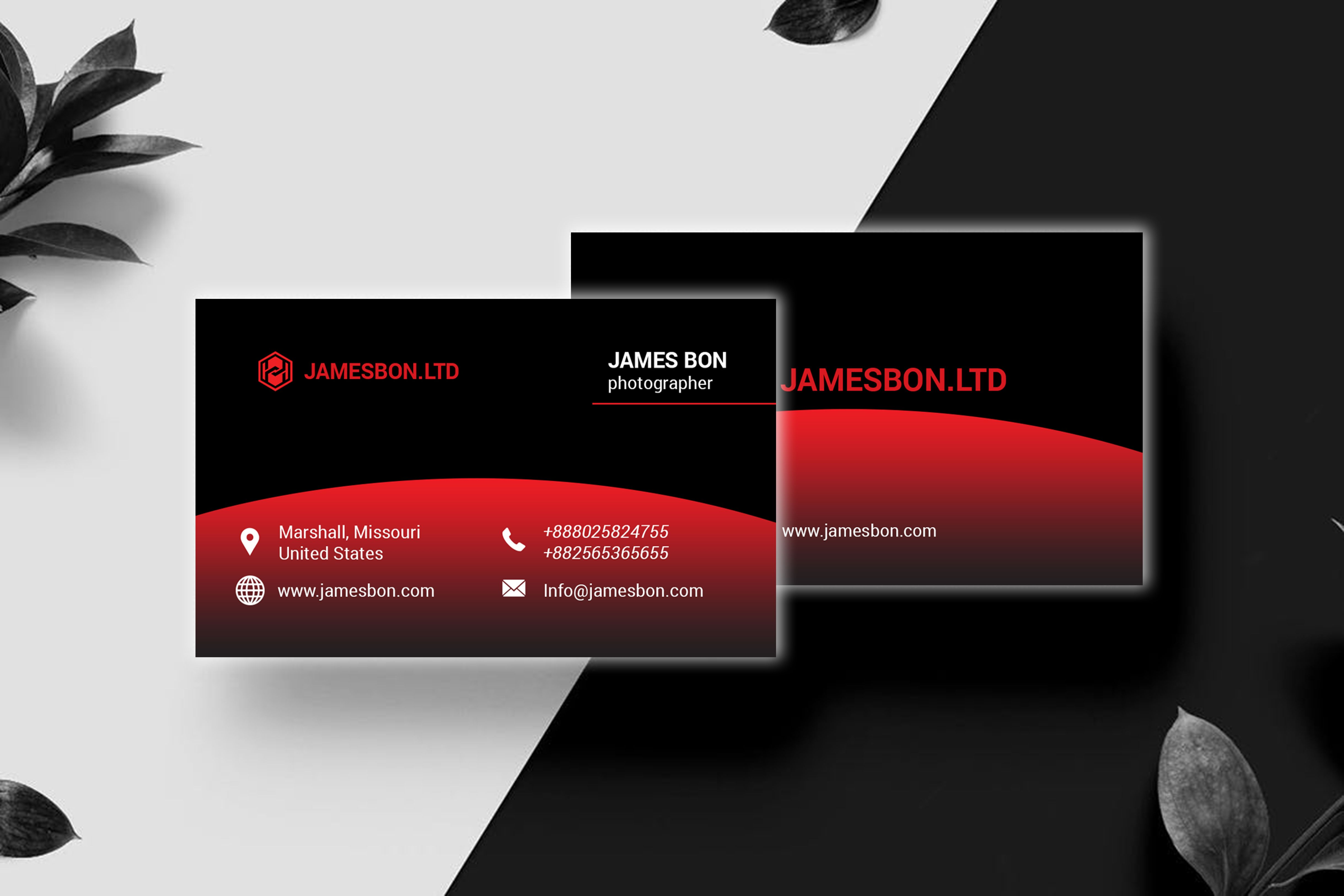 Unique Business Cards Design Within 2 Hours Mock Up Business