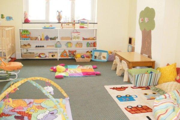 8 chambres de bébé décorées et aménagées selon la pédagogie