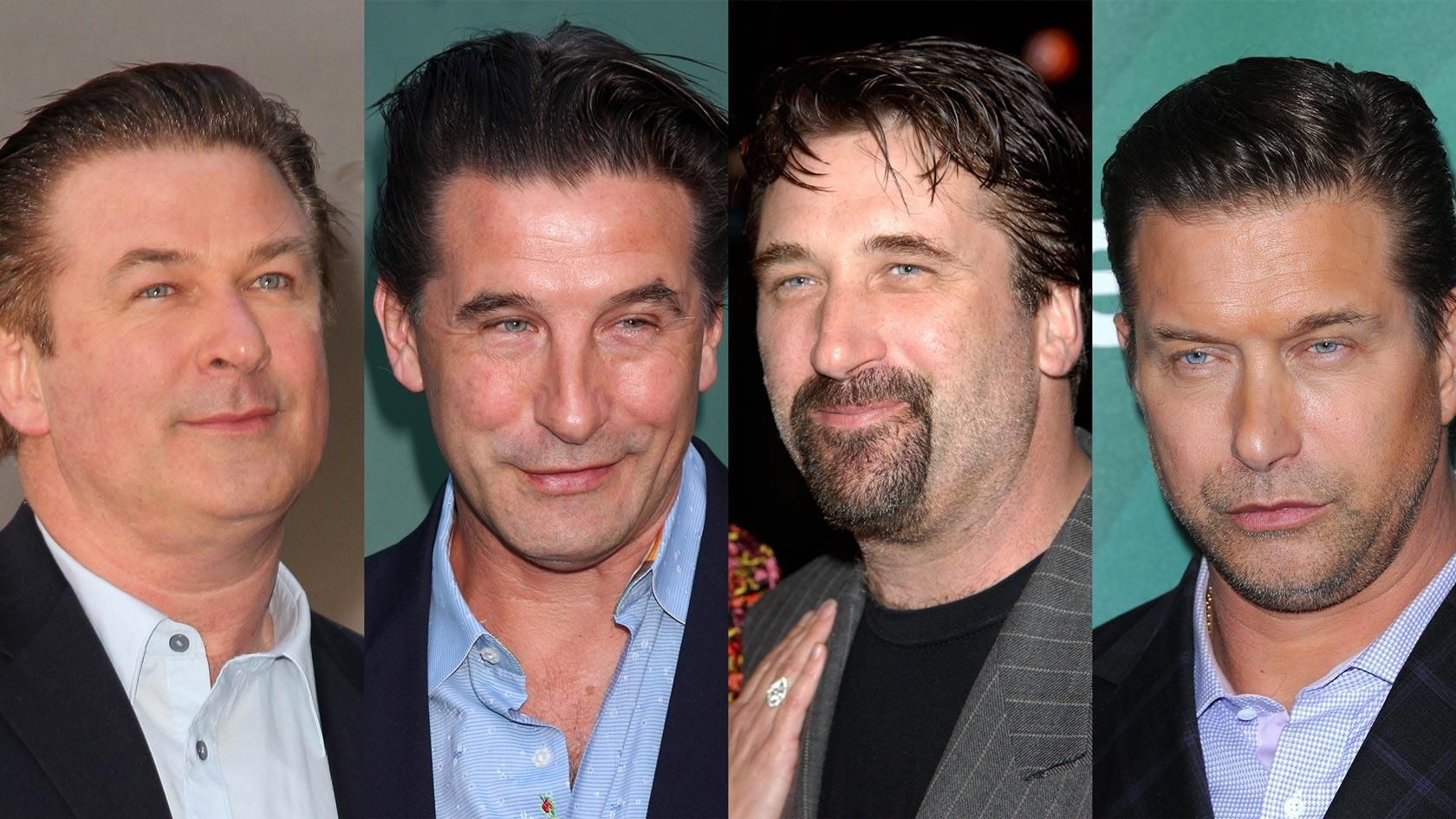 Baldwin Brothers: Alec, Daniel, William and Stephen. Acting dynasties 37