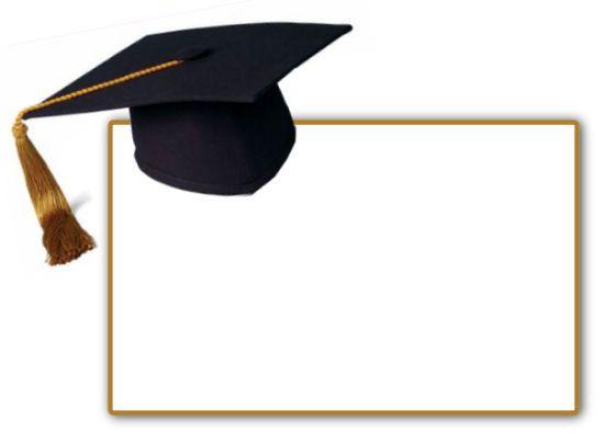 Dibujos y Plantillas para imprimir: Tarjetas de Graduacion   cerrt ...