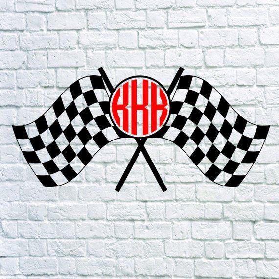 Buy 3 Get 1 Free...Racing Flags Svg-Racing Wheel Vector