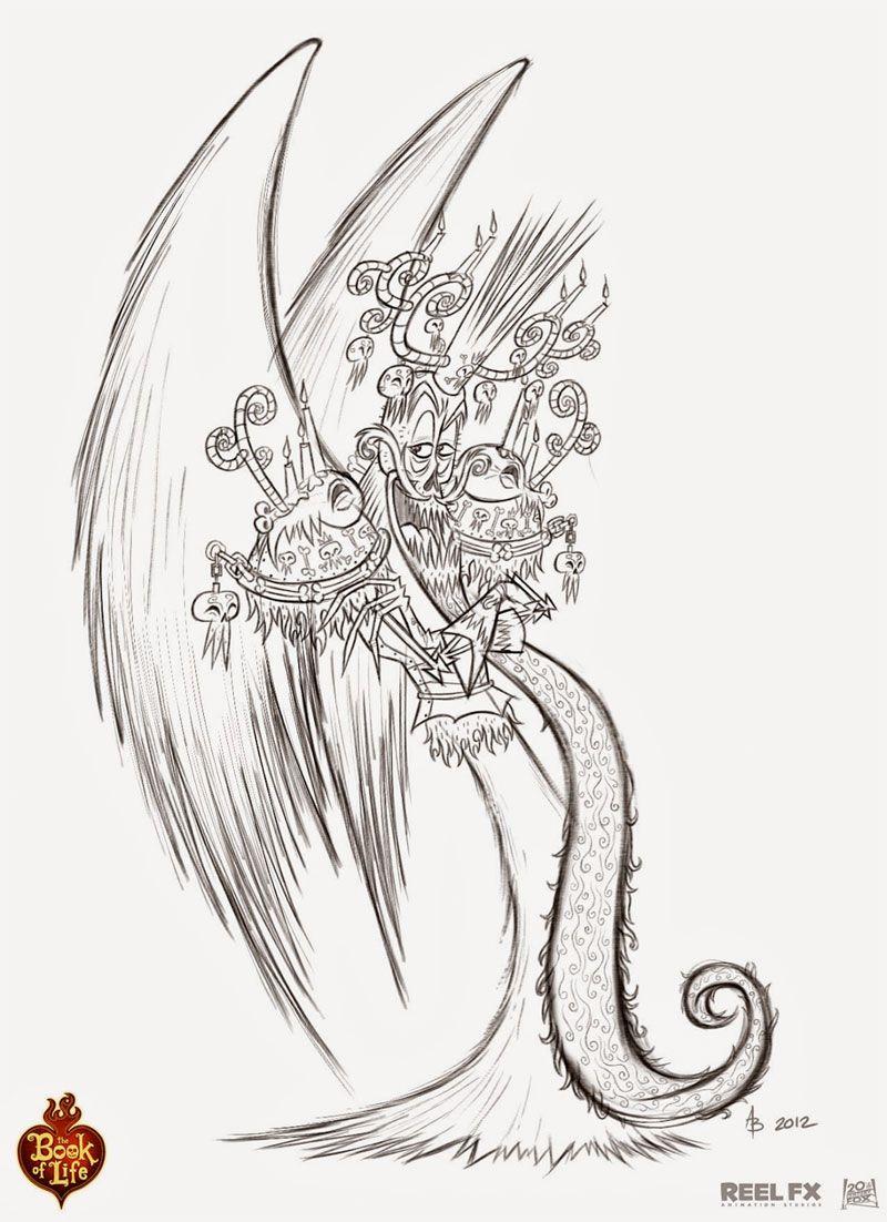 Pin de Marina CronGreen en The Book Of Life | Pinterest | Dia de las ...