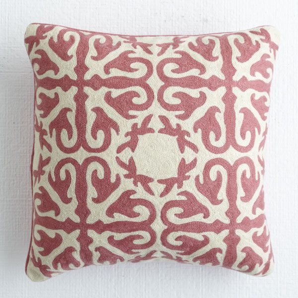 Morocco Pillow - Rose