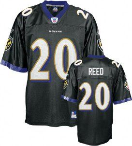 ed reed authentic jersey