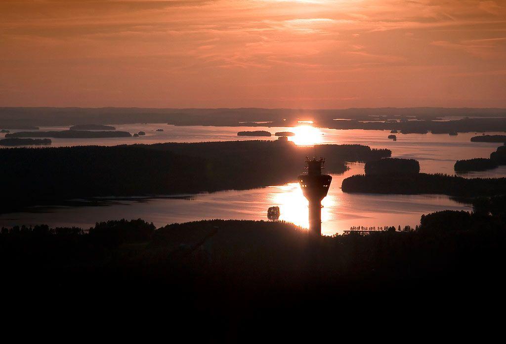 Puijon torni, Kuopio - Tervetuloa huipulle!