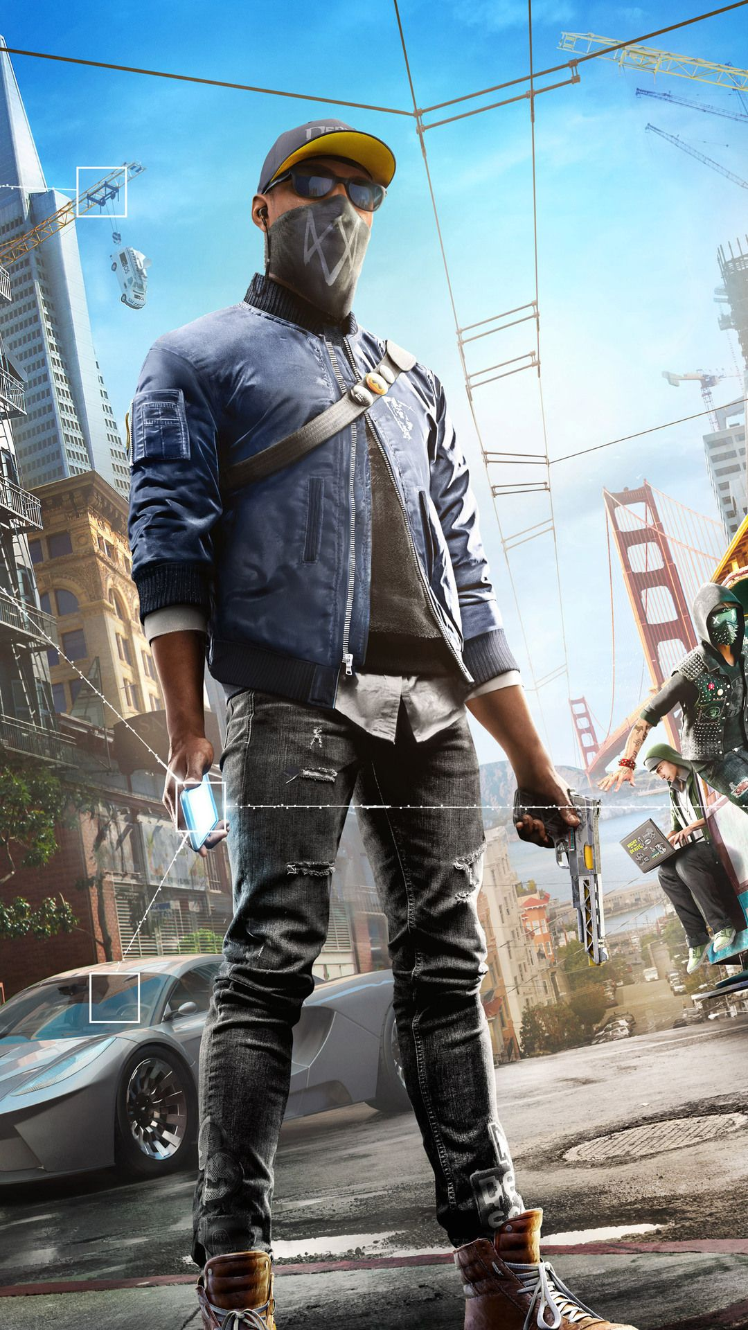 Watch Dogs T Bone Dlc Games Hd K Wallpapers Watch Dogs Gaming Wallpapers Watch Dogs Game