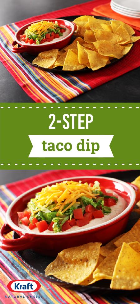 Taco dip 2