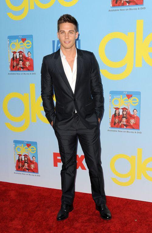 Dean Geyer presenta la cuarta temporada de \'Glee\' | Beauts ...