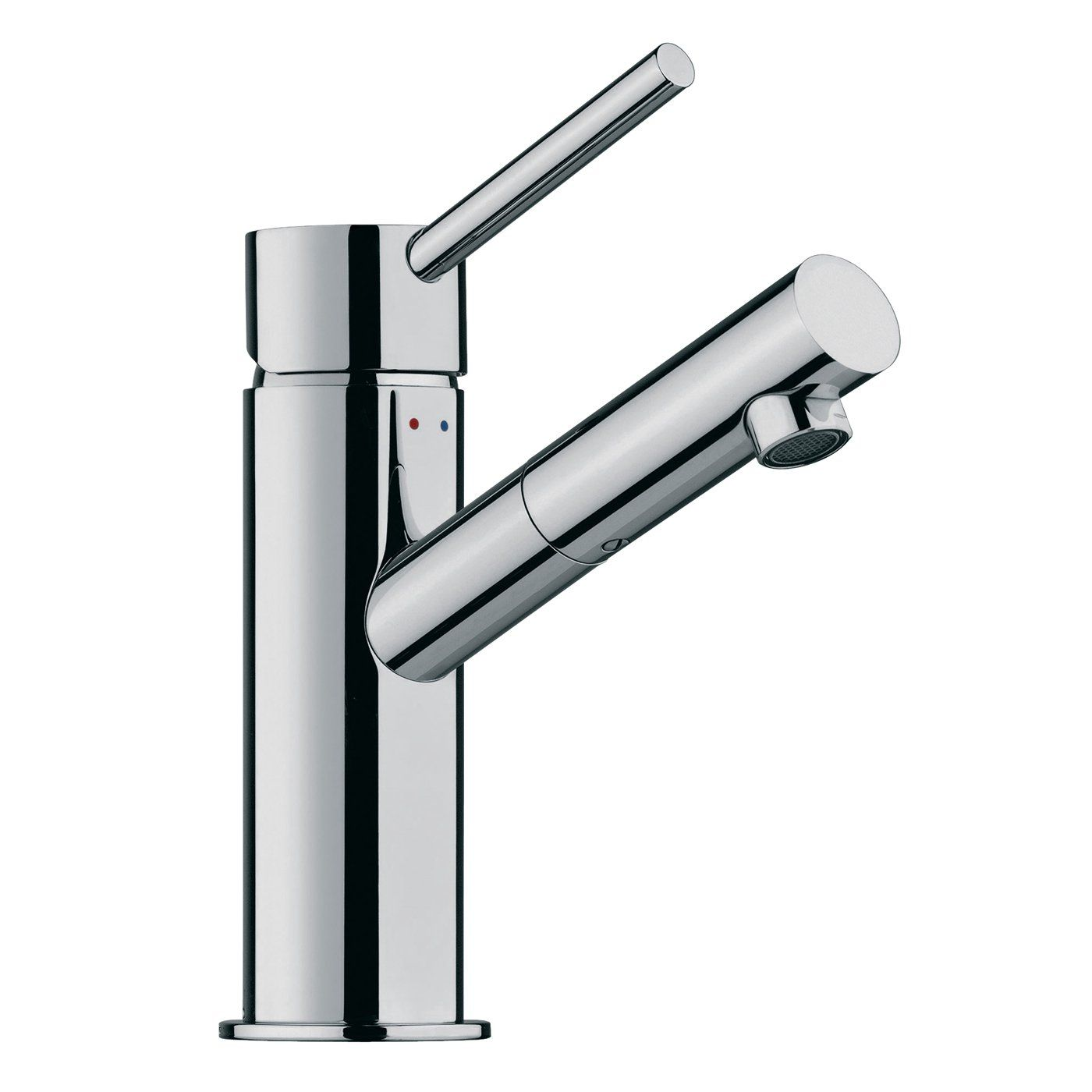 Clean Modern And High Enough To Get My Hands Under It Bath Faucet Single Hole Bathroom Faucet Faucet