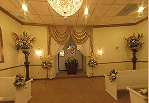 Shalimar Wedding Chapel In Las Vegas