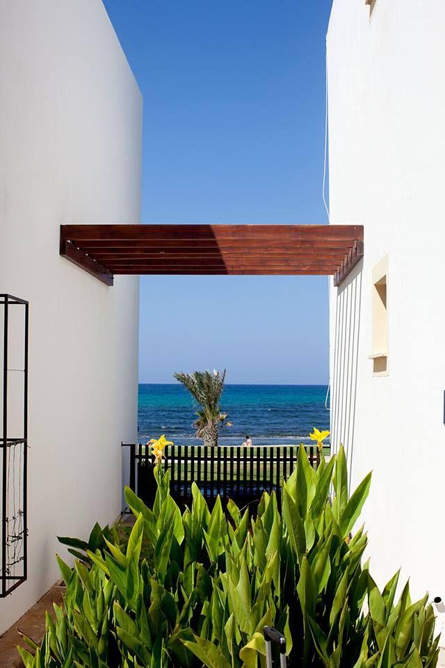 #Beach #wedding on #Cyprus - sun, sea, sky and romance in the air :o)
