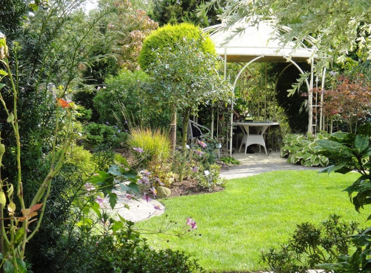 gartengestaltung ideen und planung gardens. Black Bedroom Furniture Sets. Home Design Ideas