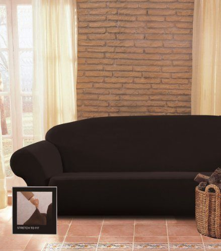 Chezmoi Collection Brooks Micro Suede 4-Way Stretch Slipcover Sofa, Black Chezmoi Collection http://www.amazon.com/dp/B00CY0T73K/ref=cm_sw_r_pi_dp_AF4swb0N3GABV