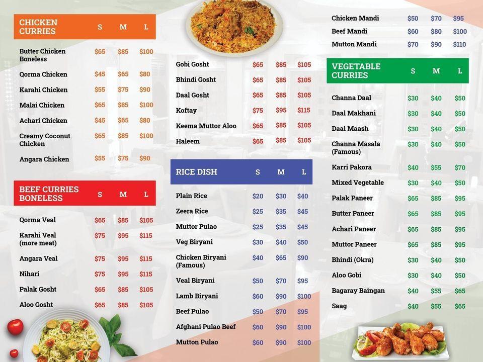 Halal Bbq Bbq Menu Halal Recipes Halwa Puri