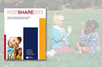The Urban Institute | Kids' Share: Analyzing Federal Expenditures on Children