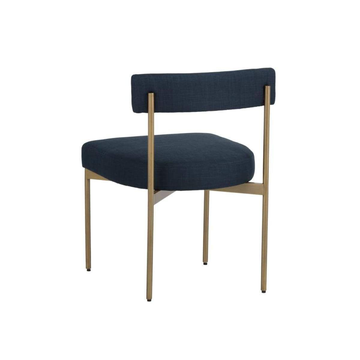 Sawyer Dining Chair Navy Set Of 2 Chair Dining Navyset Sawyer In 2020 Dining Chairs Chair Antique Dining Chairs