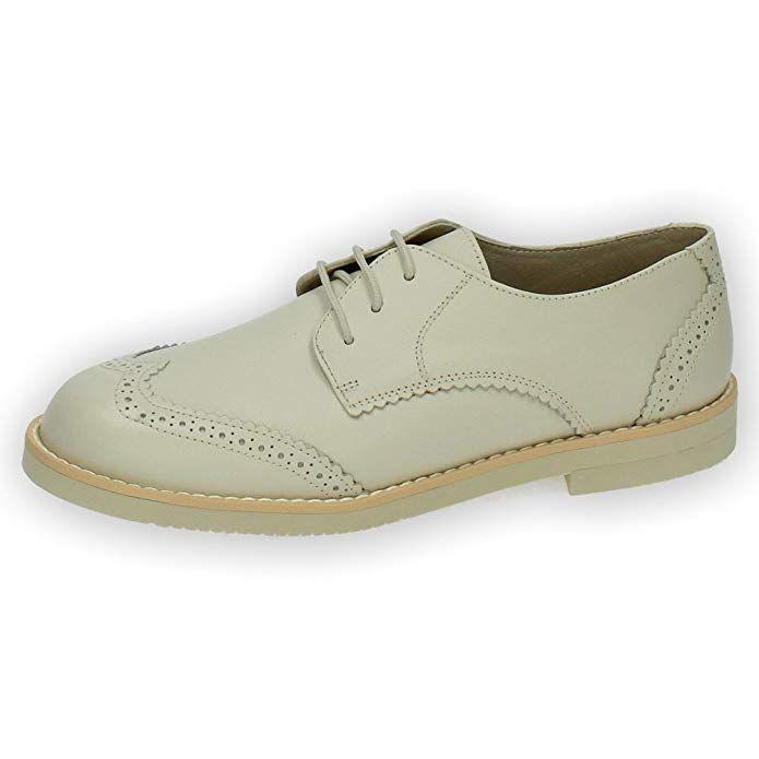 c358b5516ab BAMBINELLI 4421 Zapato de Comunión Niño Piel (37