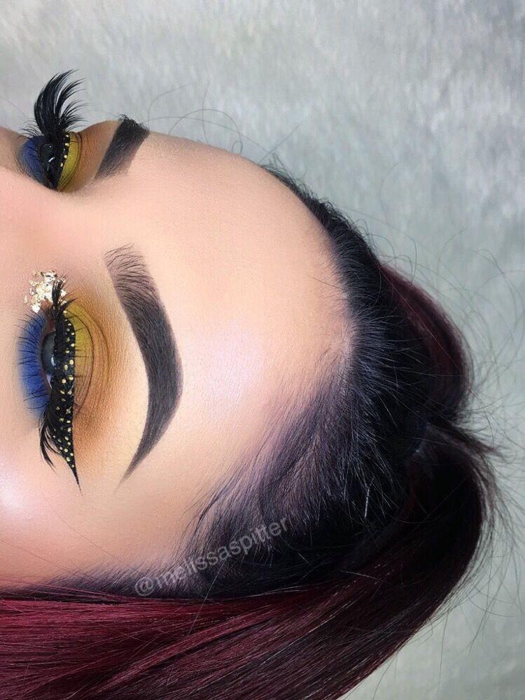 ıŋɬɛγɛʂɬ lilah maurie↞ in 2019 Eye makeup, Hair