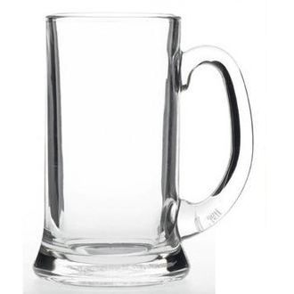 Icon - Beer Mug Glass Tankards- 20oz/57cl - CE Stamped