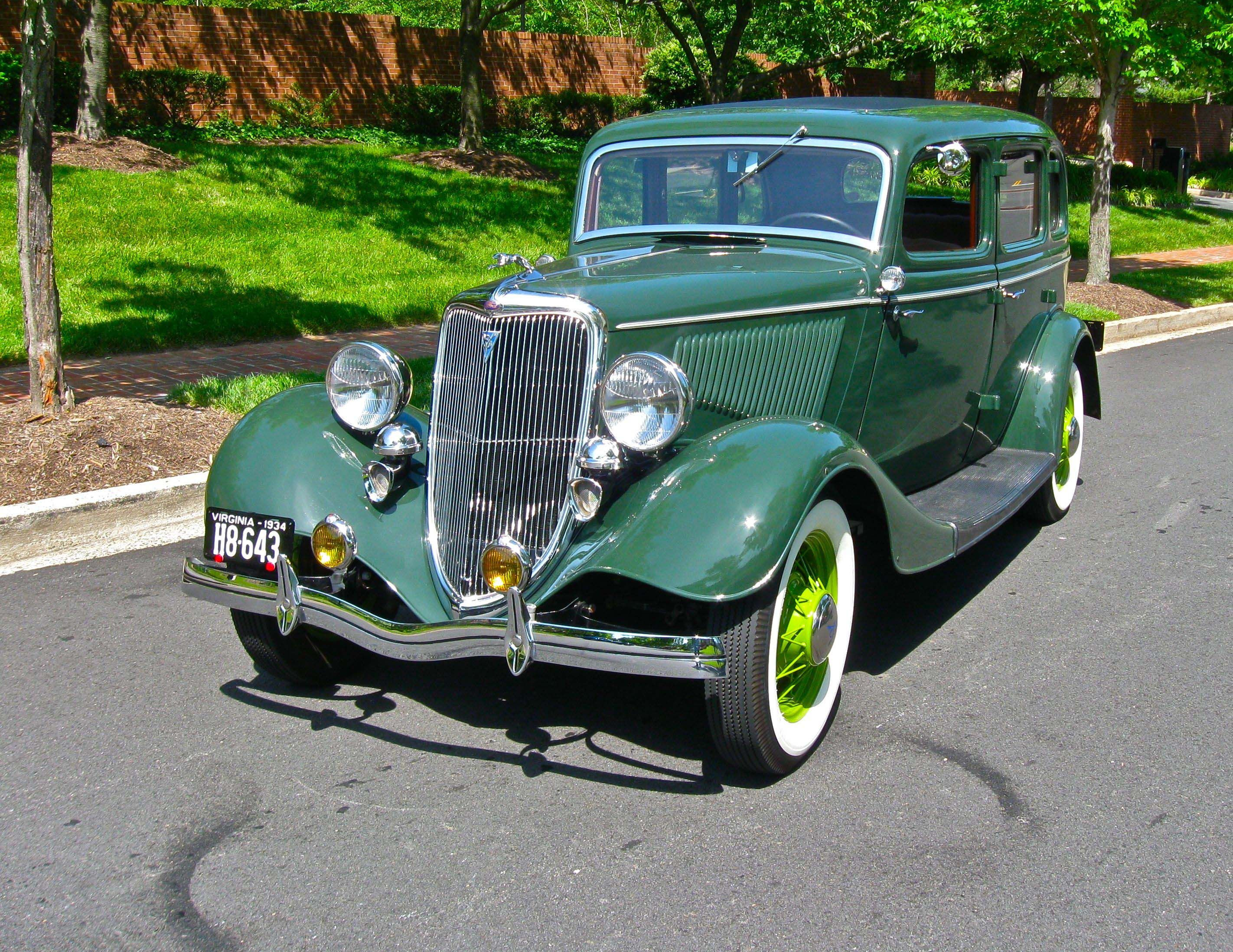 1934 Ford 4 Door Sedan For Sale In 1934 Ford Truck For Sale Ford Trucks For Sale Ford Trucks For Sale