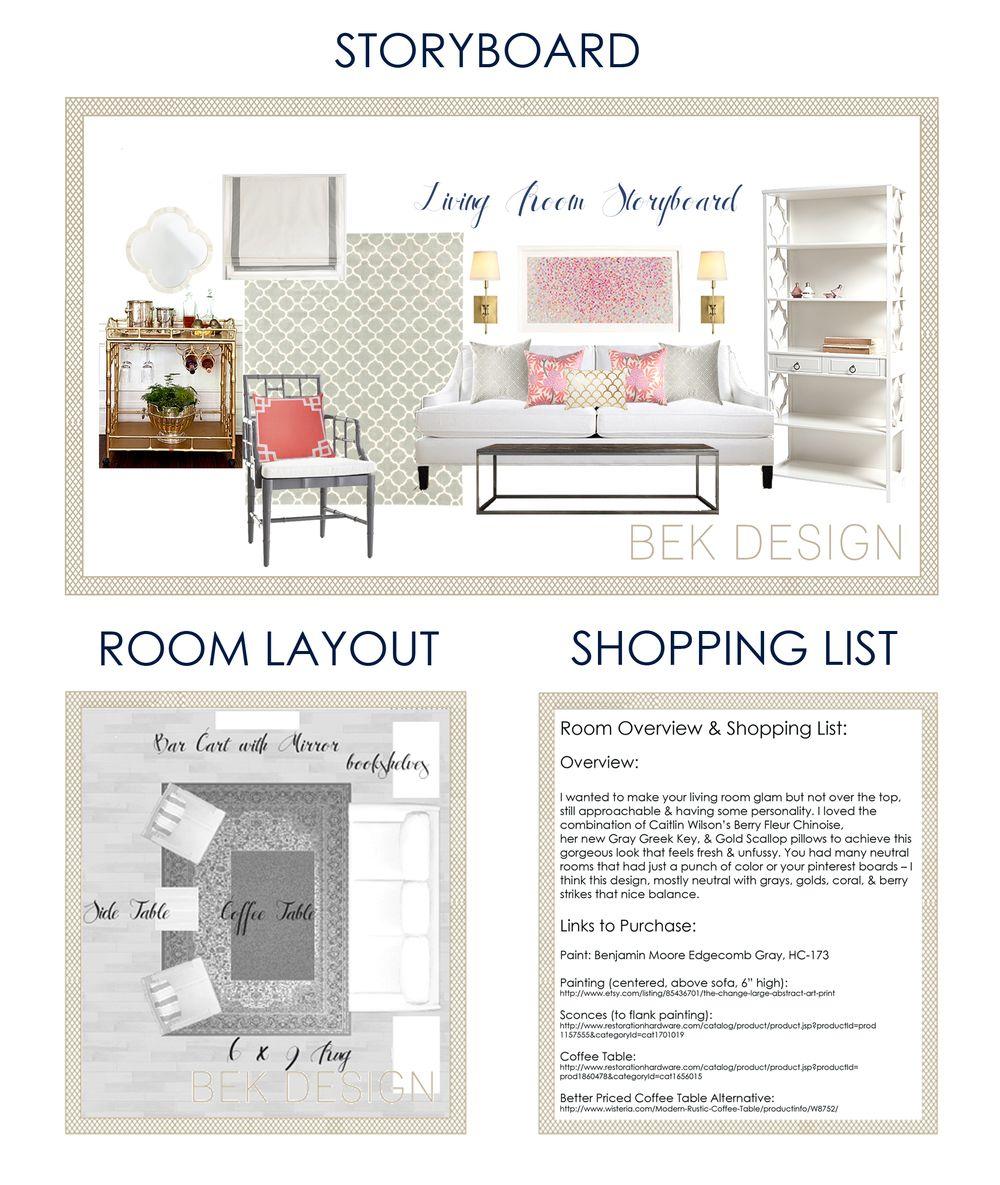 Services — JANA BEK DESIGN Interior design boards