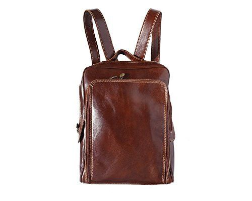 LaGaksta High Quality Handmade Italian Leather Backpack - LaGaksta Handbags  - 1 5b27a99218b18