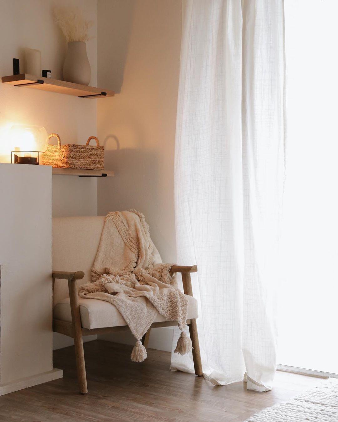 Cozy Minimalisthome: Cozy Minimalist Corner Of Home In 2020