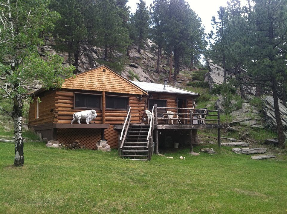 Superbe Cabin Vacation Rental In Custer From VRBO.com! #vacation #rental #travel