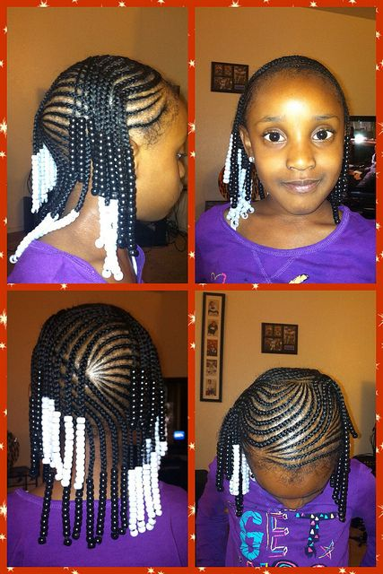 Pin By Lequitta May On Hair Kids Hairstyles Kids Hairstyles Girls Braids For Kids