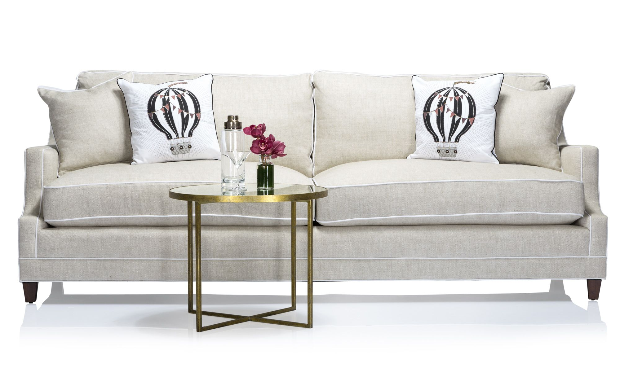 Coco Republic Ashley Sofa | Ideas for the House | Pinterest