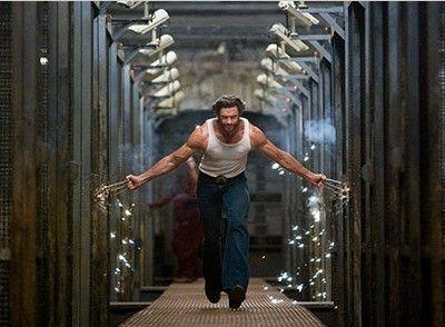 X Men Origins Wolverine Wolverine 2009 Hugh Jackman Wolverine Workout Wolverine Hugh Jackman