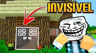Minecraft: YOUTUBER VS YOUTUBER - ( 100 Desafios #3 ) - YouTube