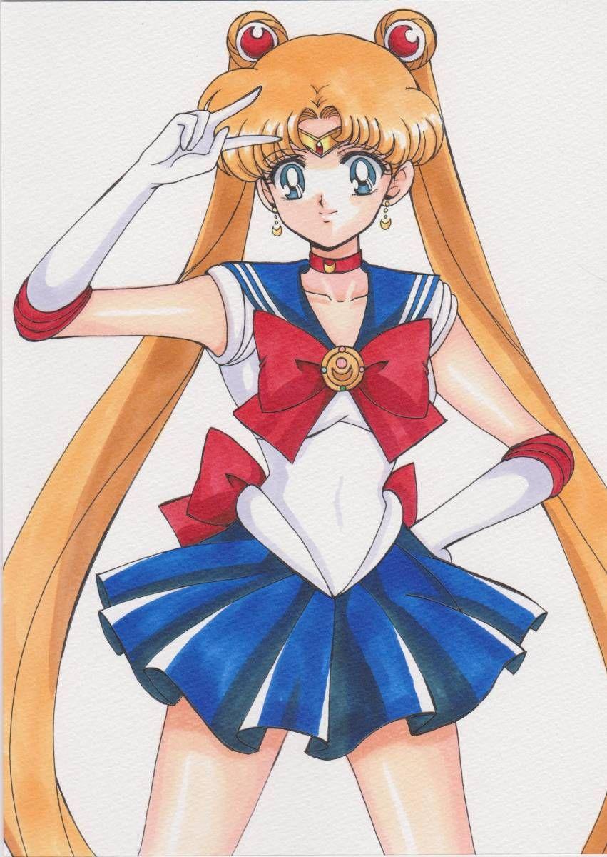 Sailor Moon Sailor Moon Imagenes De Sailor Moon Dibujos