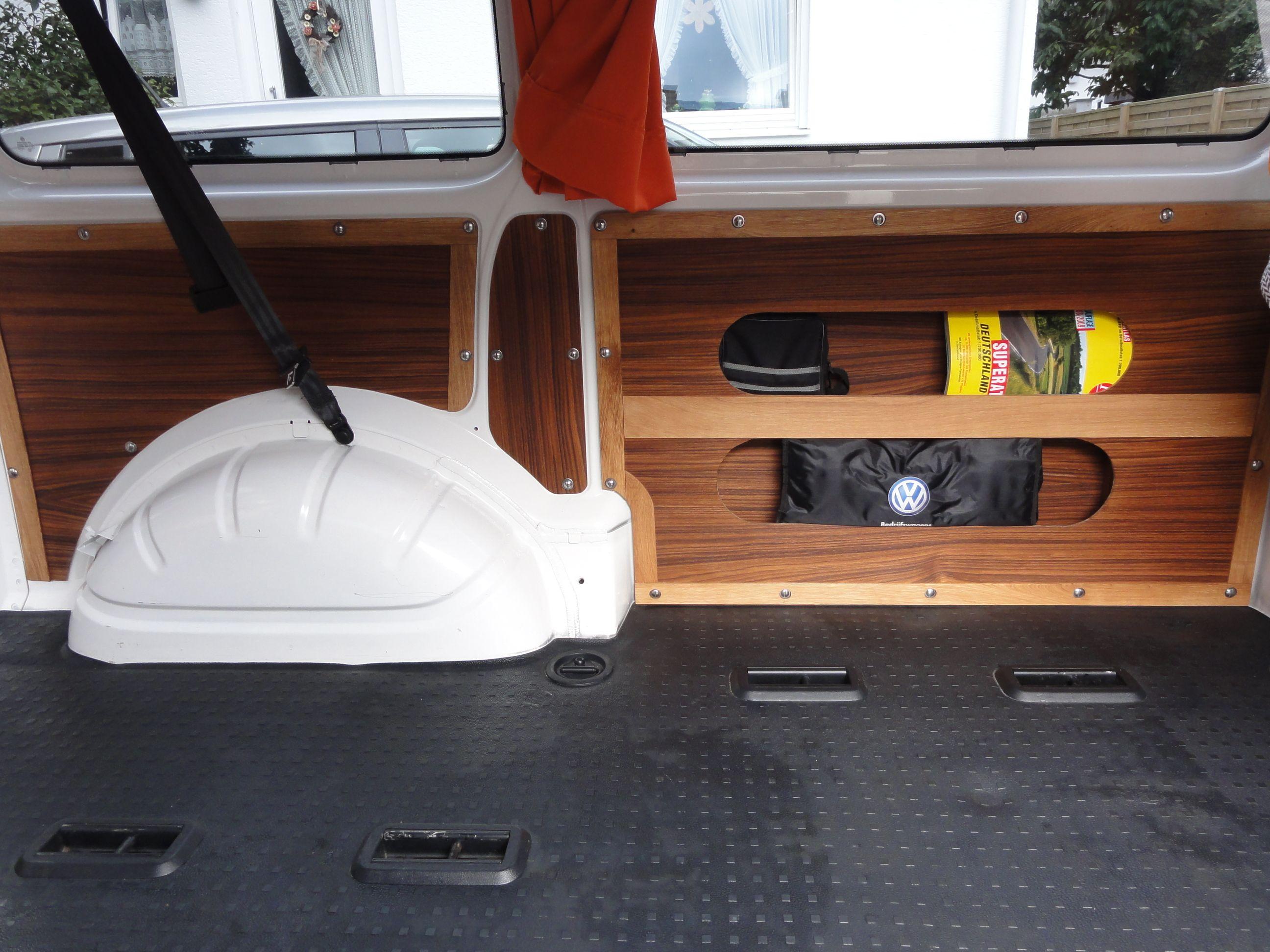 t5 innenverkleidung vw bus t5 innenverkleidung camper ideen und vw bus ausbau. Black Bedroom Furniture Sets. Home Design Ideas