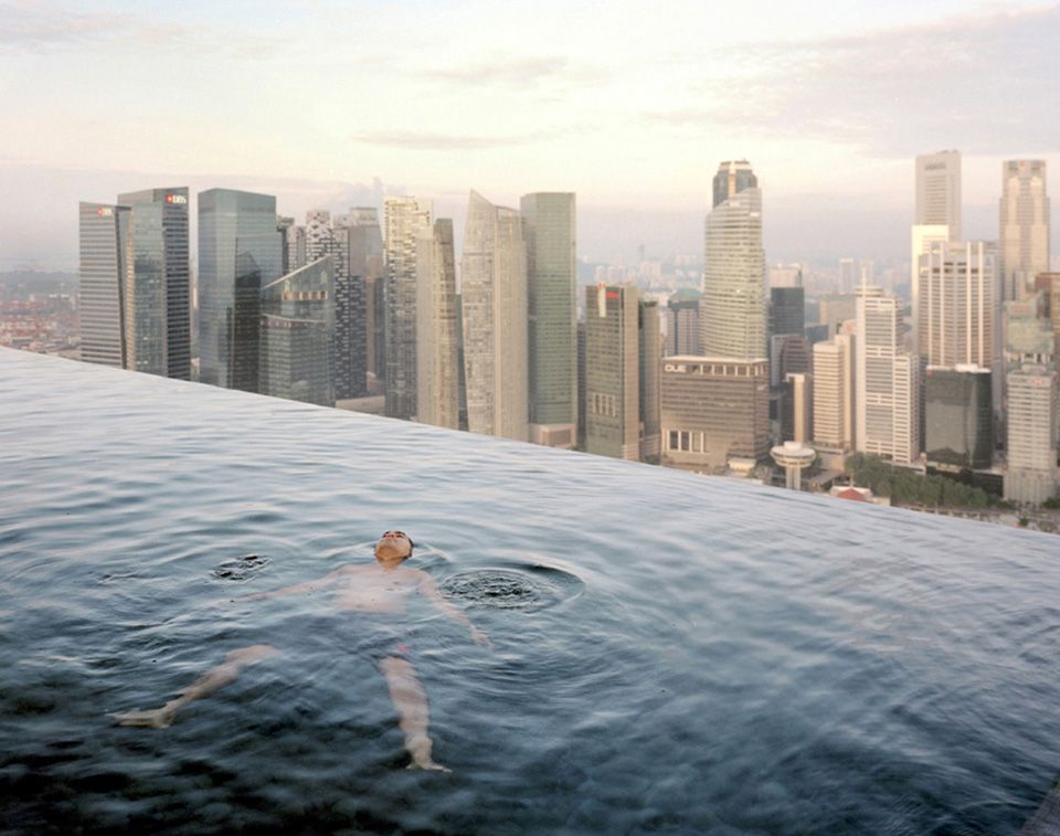 The View From The Top Richest In The World Haunting Photos Photo