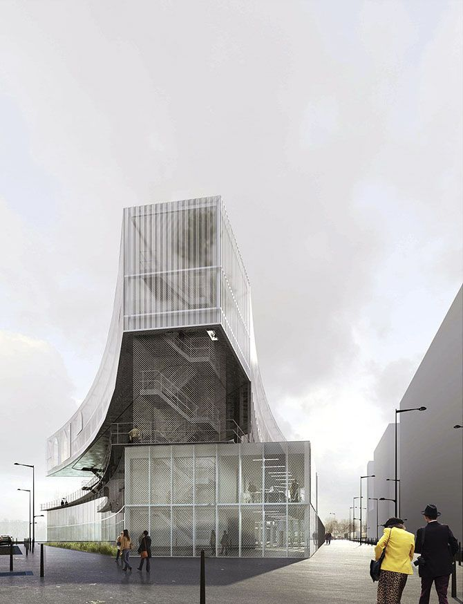 Cheminees Cailliau Lille Bruther-lille-good-life-01 | Architecture | Complexe Sportif