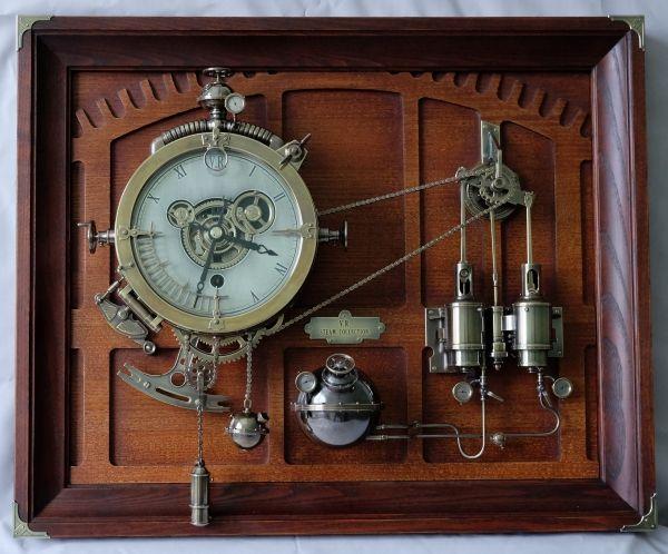 Настенные часы в стиле