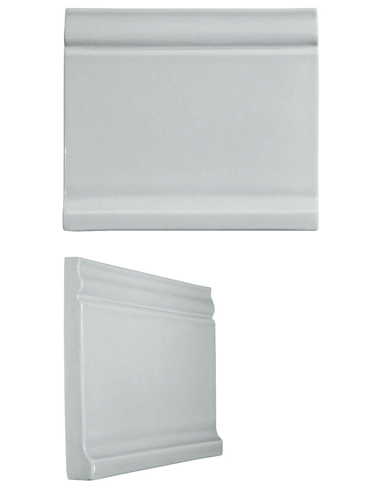 Vermeere Ceramic Tile Molding Normandy Baseboard Complete Collection