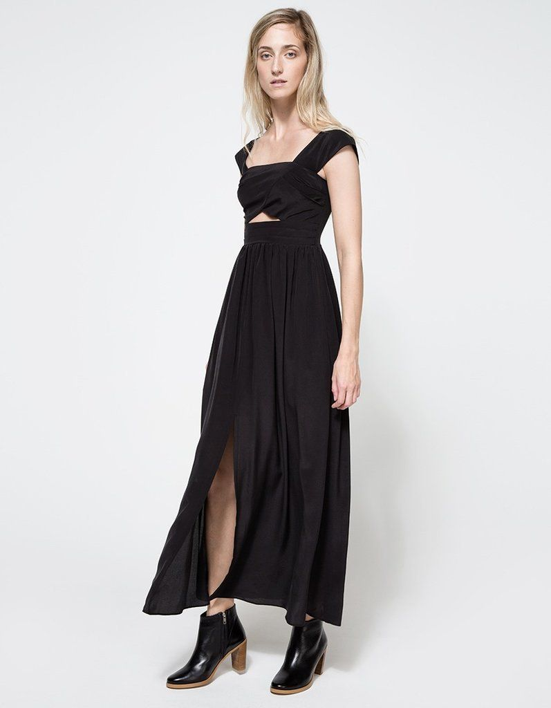 Keepsake Confession Maxi Dress ($305)