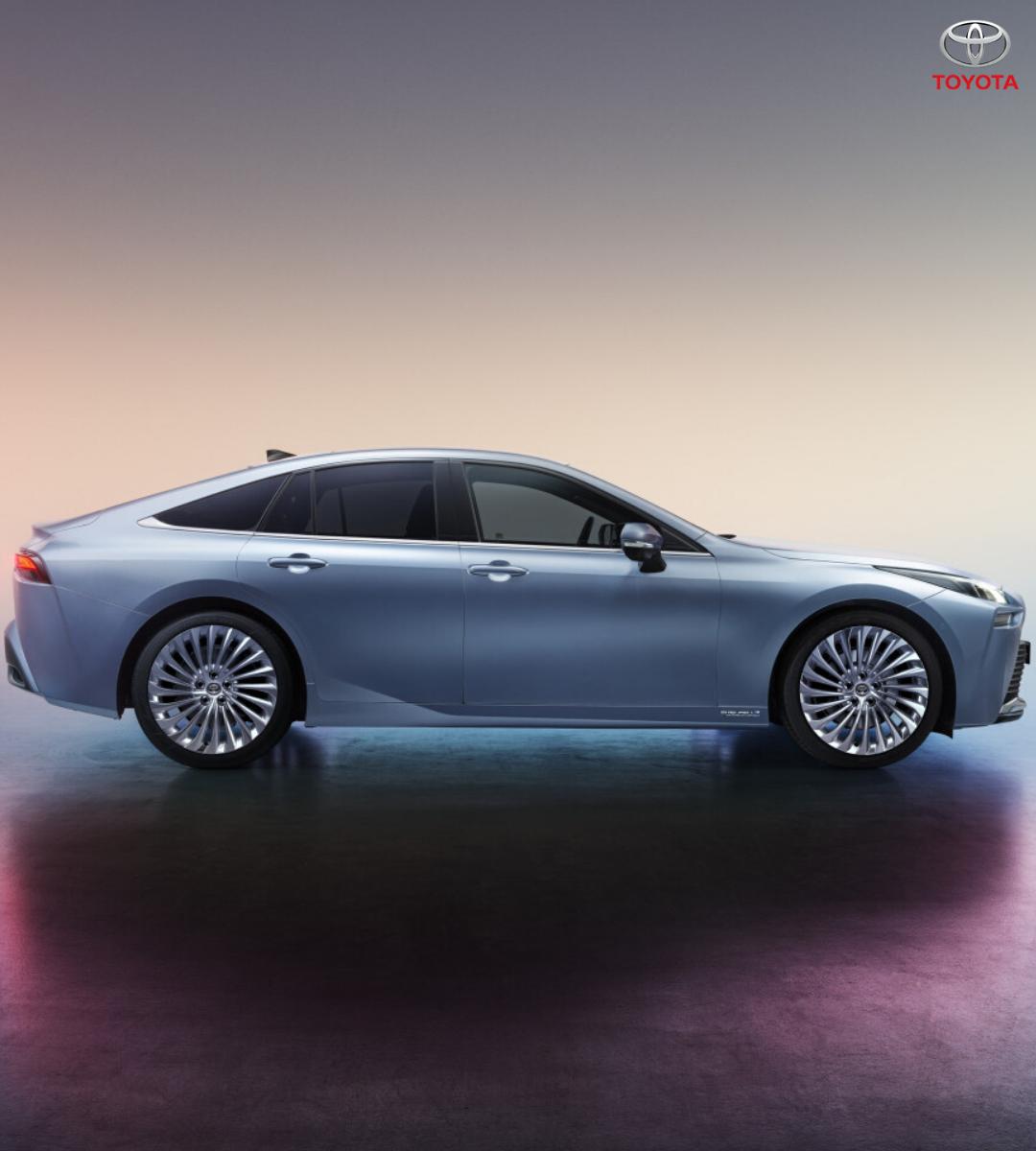 Pin on New Toyota Mirai Hydrogen Fuel Cell Car