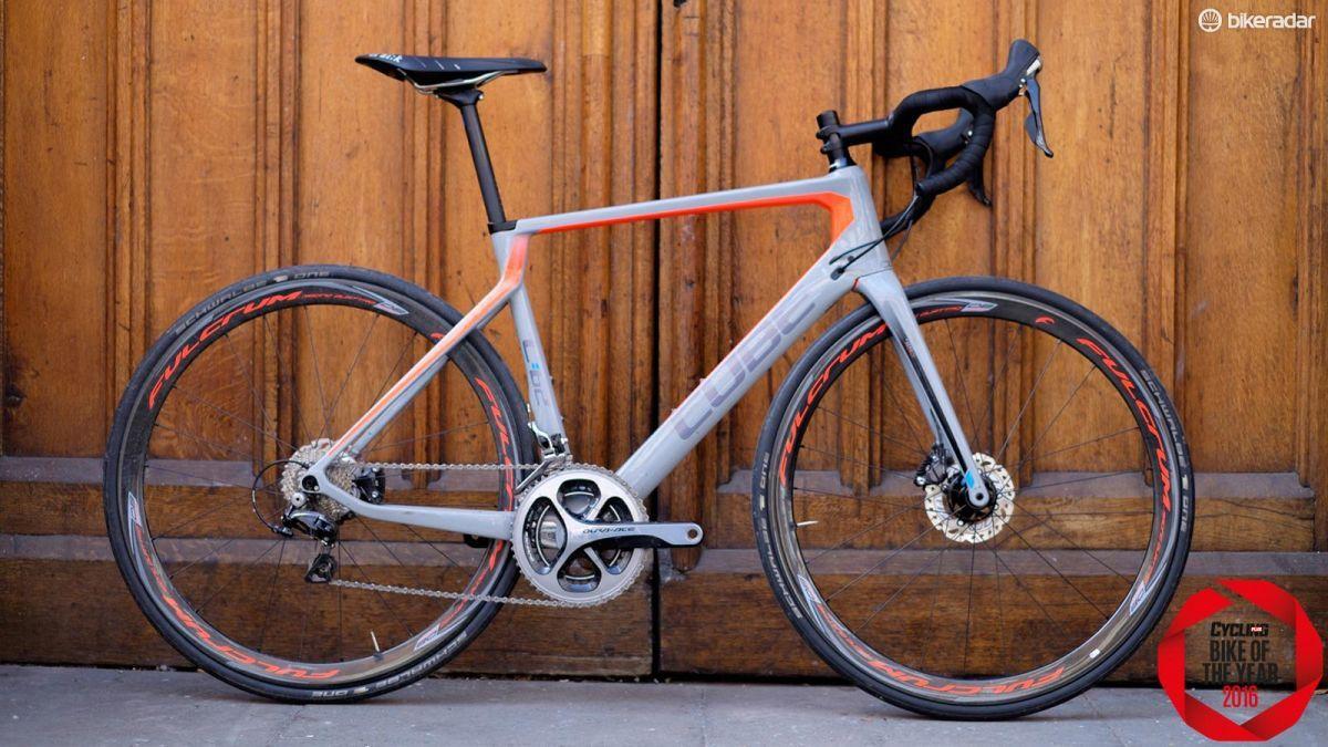 Cube Agree C 62 Slt Disc Review Bike Reviews Bike Bicycle