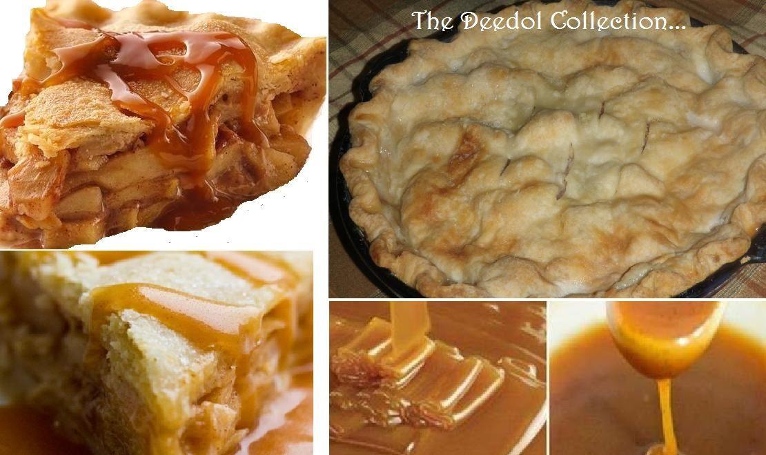Granny's Caramel Apple Pie... https://grannysfavorites.wordpress.com/2016/06/26/grannys-caramel-apple-pie-2/