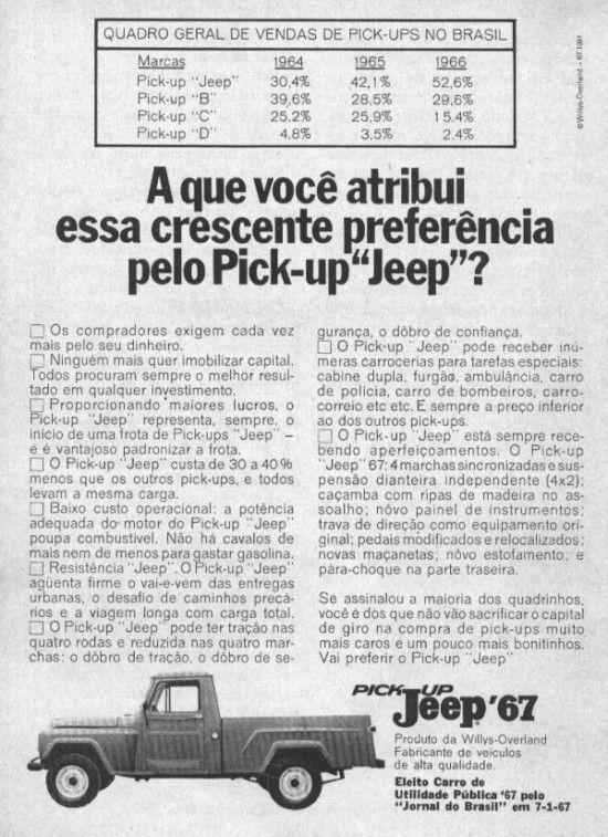 Pick-Up F-75 (1967)