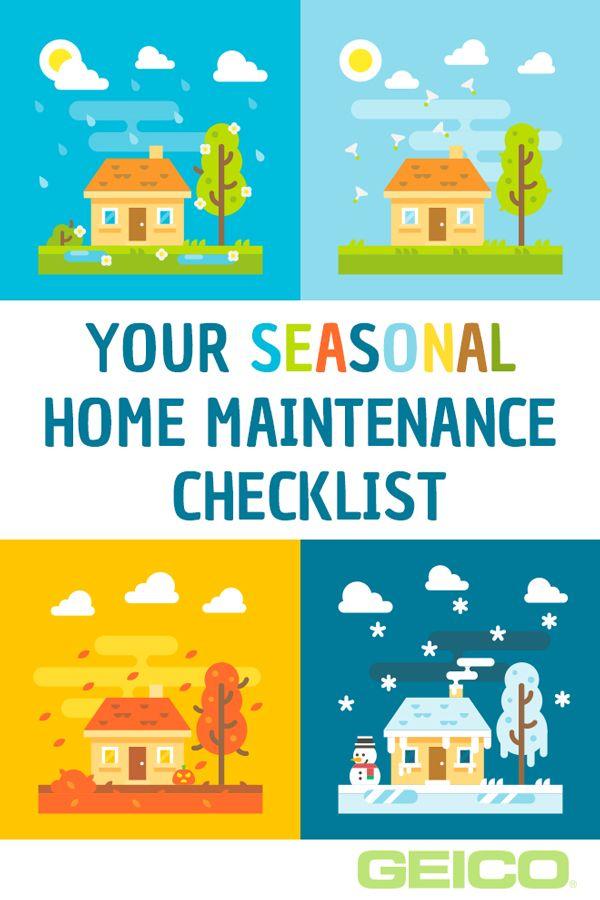 Photo of Ihre saisonale Checkliste für die Hauswartung